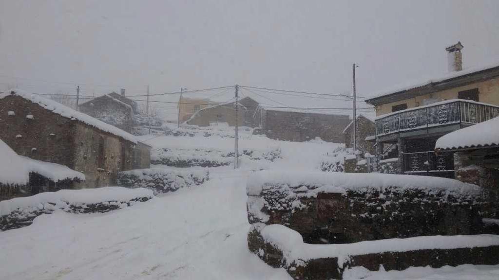 34 provincias en riesgo por lluvia, viento, nieve, frío o fuerte oleaje