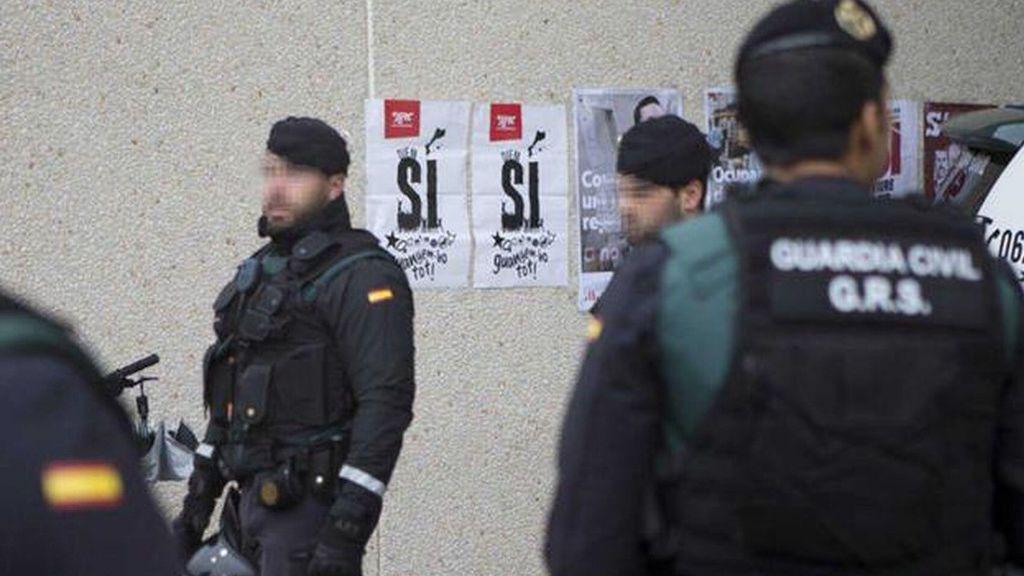 Los cuerpos policiales denuncian las situaciones deplorables que están viviendo este fin de semana