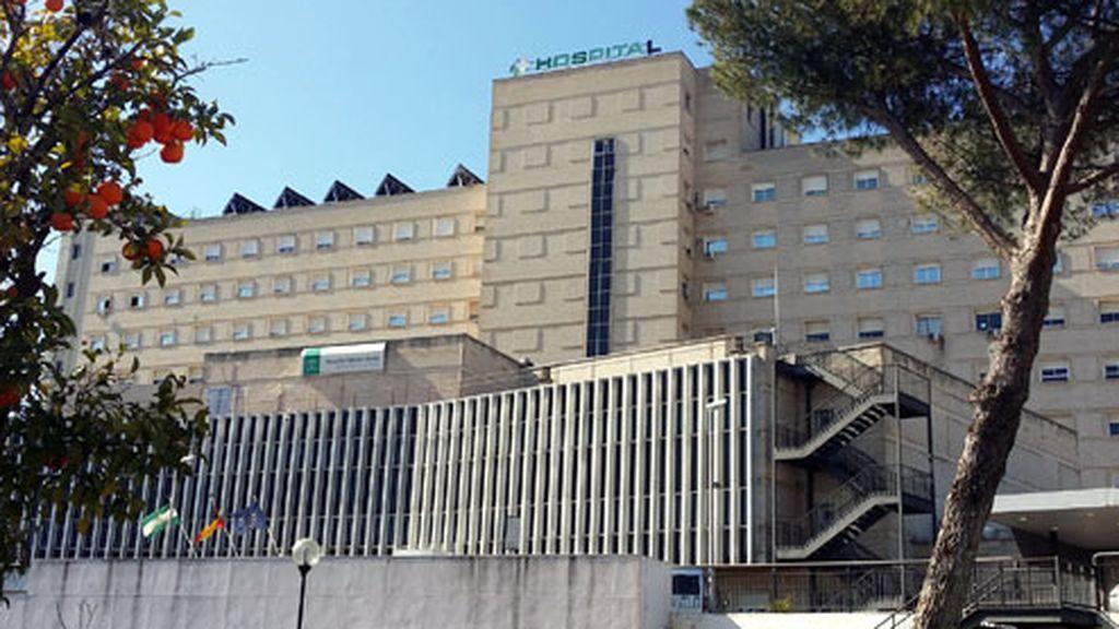 Dos detenidos por agredir a los facultativos del Hospital Virgen de Valme, uno con un cuchillo de 10 cm