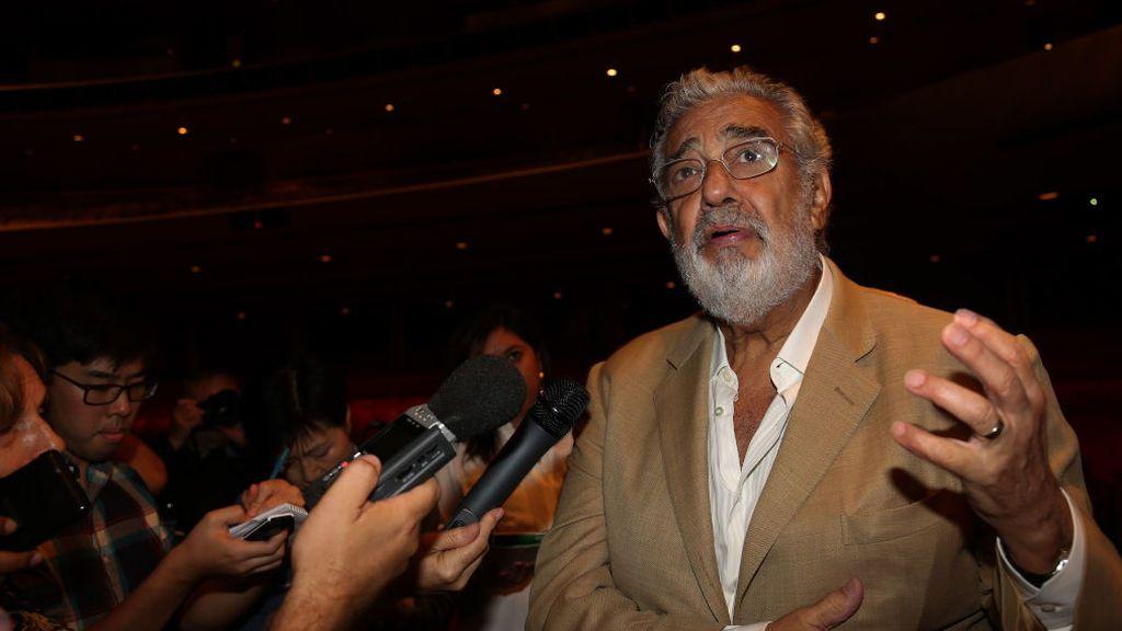 Plácido Domingo no actuará en la inauguración de los Juegos Olímpicos de Tokio