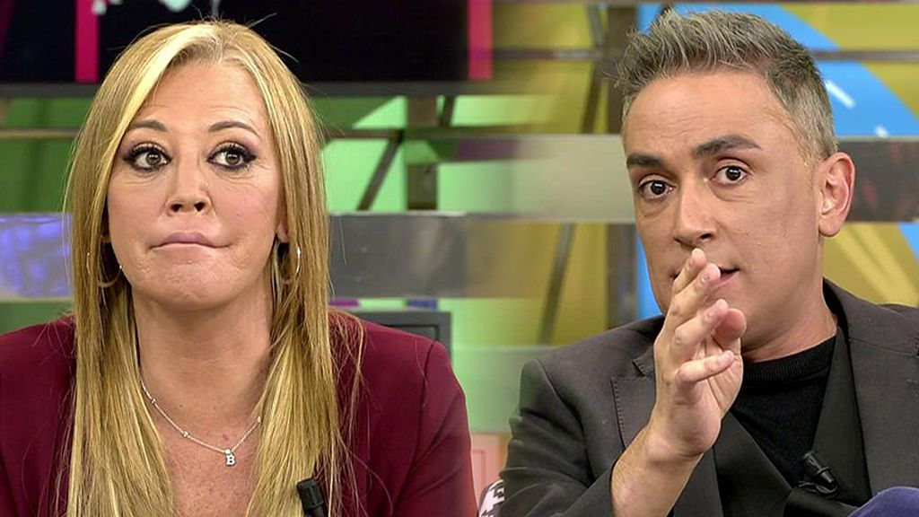 Kiko Hernández y Belén Esteban no se creen a Gianmarco