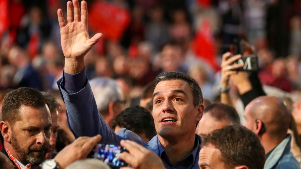 Sánchez ha querido señalar la necesidad del voto al PSOE contra el avance de Vox
