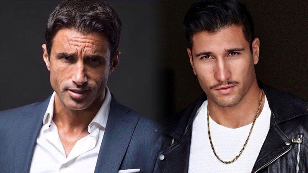 Hugo Sierra y Gianmarco Onestini, separados al nacer: lo que tienen en común los hombres de Adara
