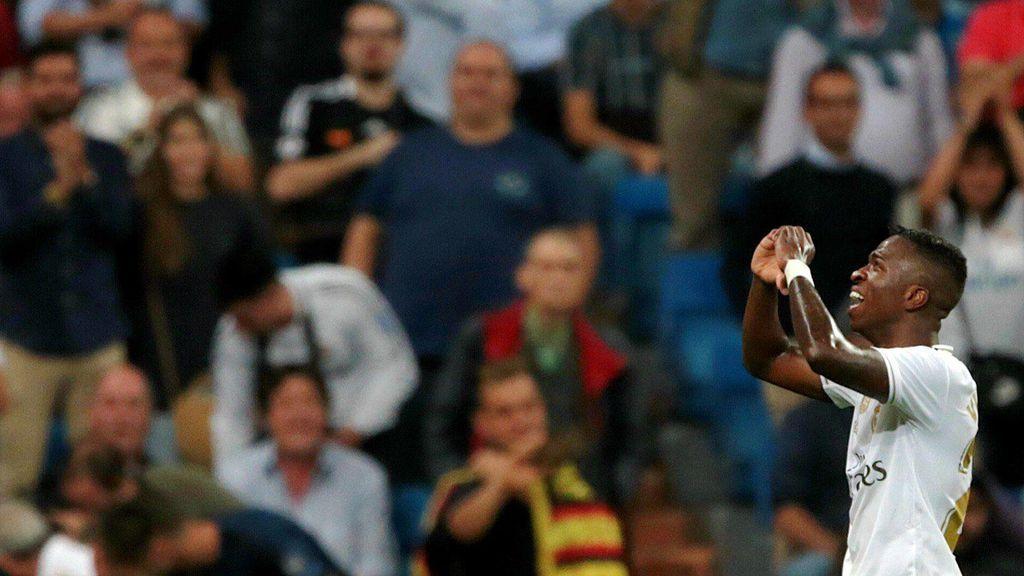 Vuelve Vinicius Jr. : Zidane cuenta con el brasileño ante las ausencias de James y Gareth Bale