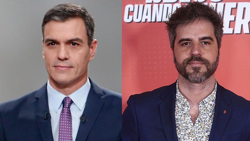 Pedro Sánchez y Ernesto Sevilla