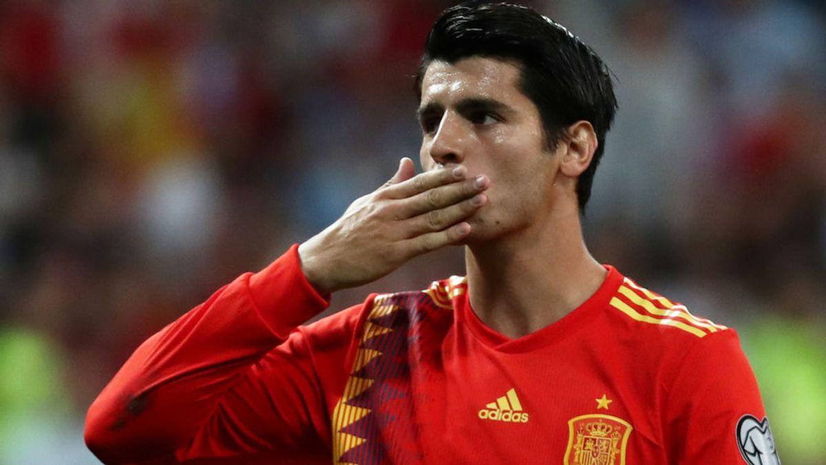 Dani Olmo y el regreso de Morata, las novedades en la lista de España
