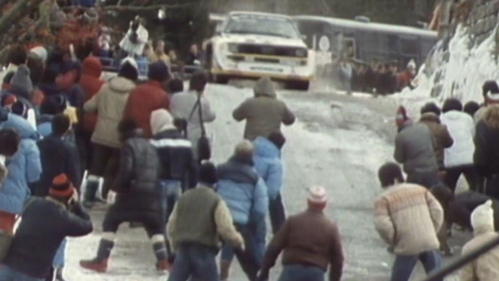 Rallyes en los años 80