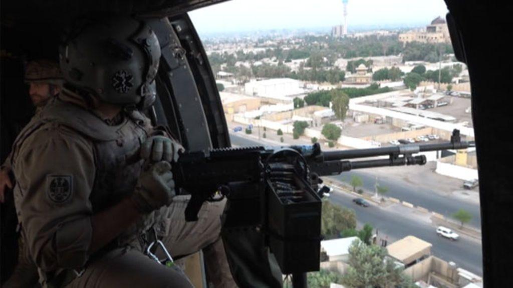 600 militares españoles trabajan en Irak contra el Estado Islámico