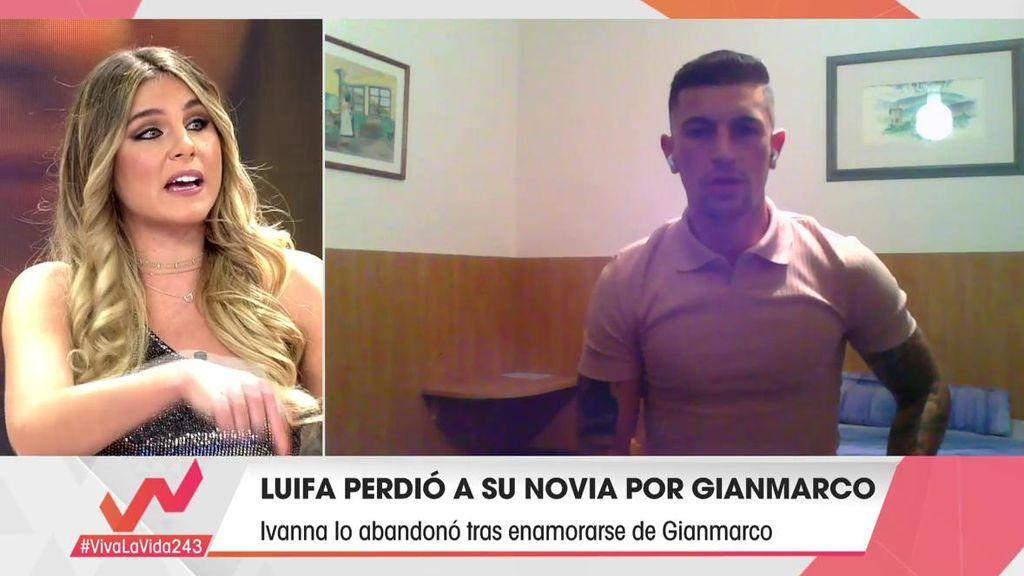 Luisfa y Noicola, las dos caras de Gianmarco