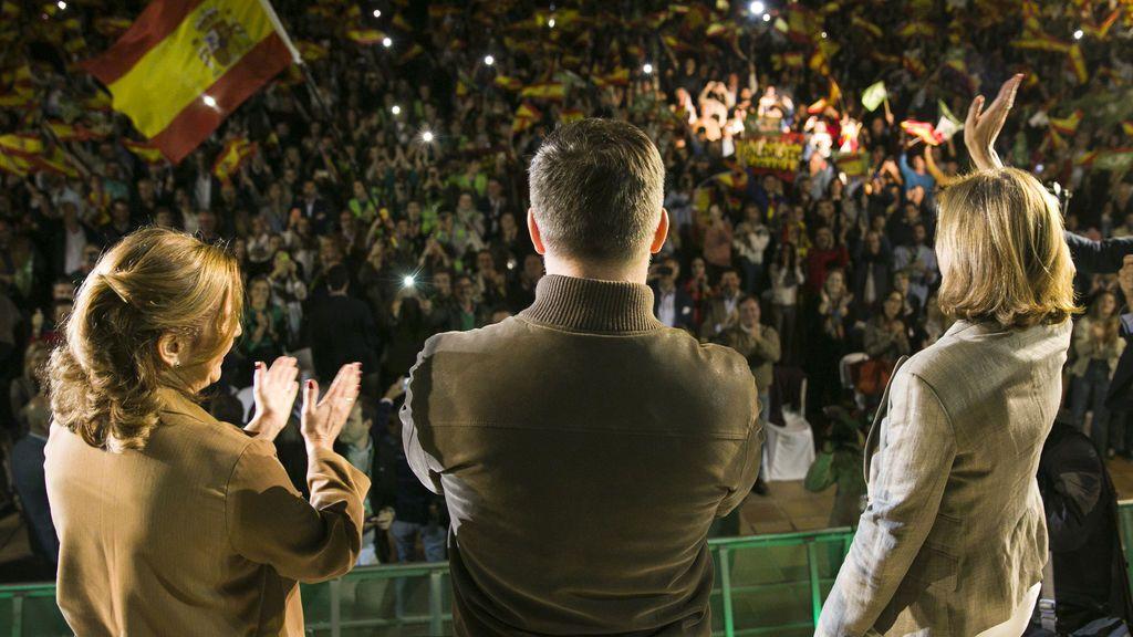 Vox se agarra a su caballo ganador en las elecciones: Andalucía