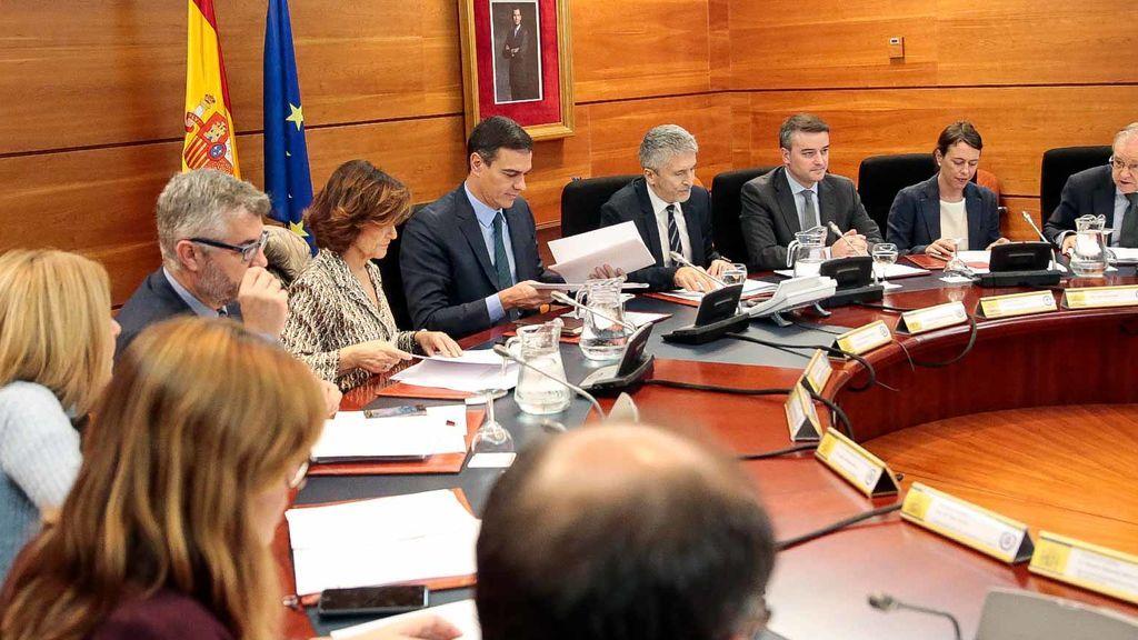 Comisión de seguimiento de la situación en Cataluña