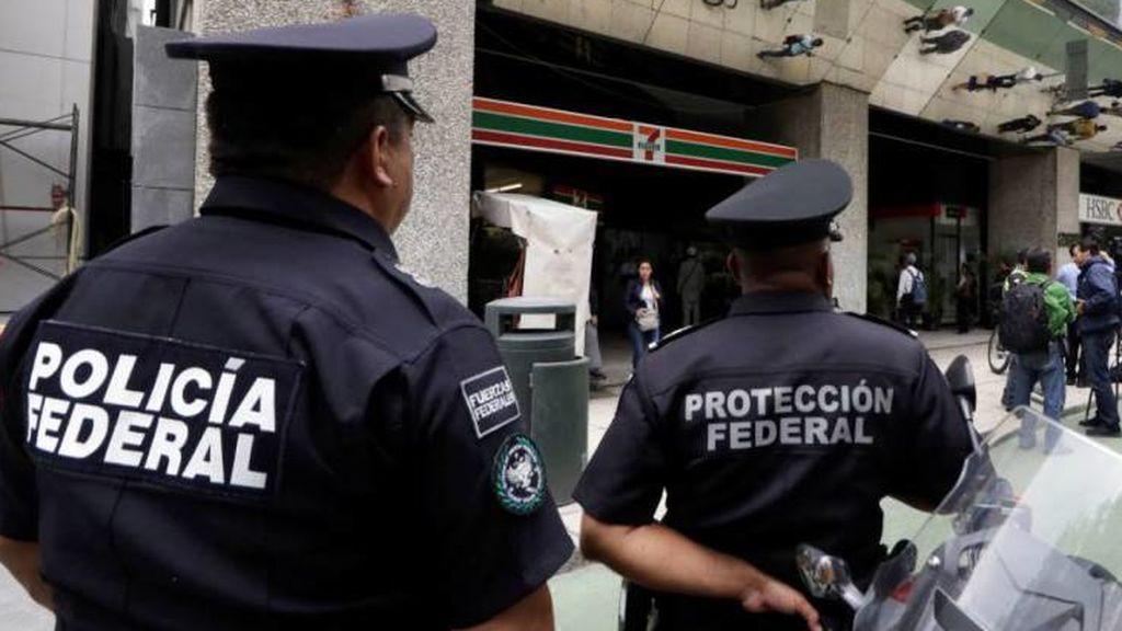 Cinco policías muertos y cuatro heridos tras una emboscada en México