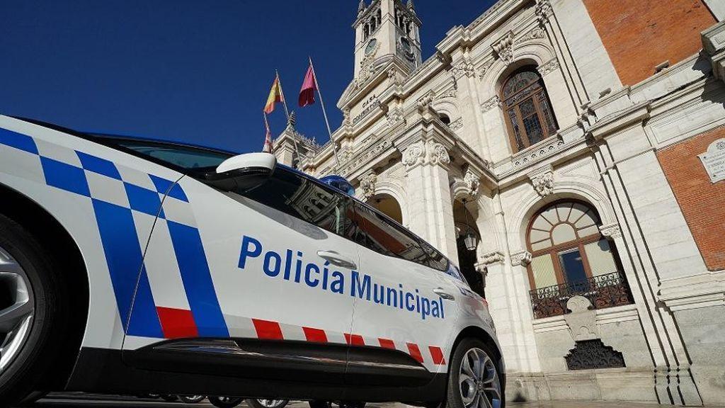 Detenido en Valladolid un varón de 19 años por un presunto delito de violencia de género contra una menor de 17
