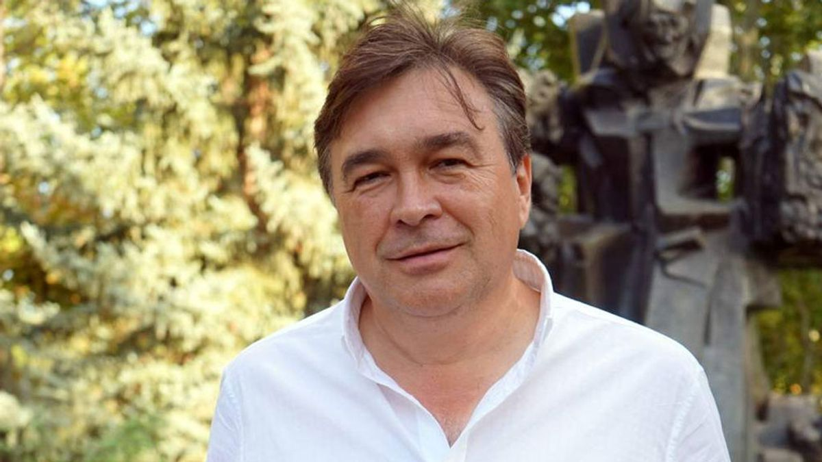 Tomás Guitarte, el líder de Teruel Existe que llegó en tren