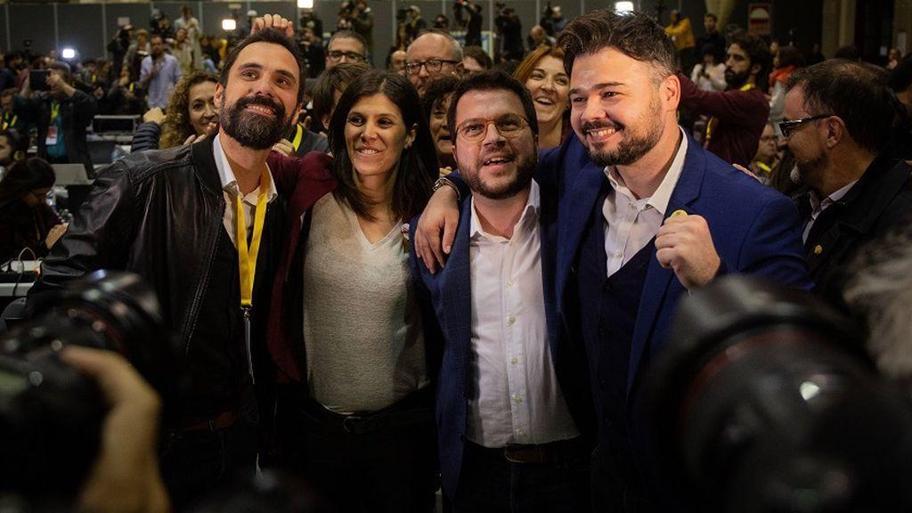 ERC reedita su triunfo y el independentismo avanza en Cataluña