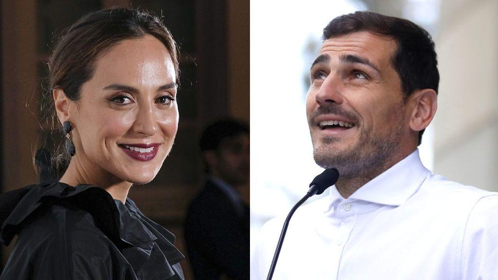 Así han votado los famosos: del desliz de Iker Casillas al 'desnudo' de Tamara Falcó
