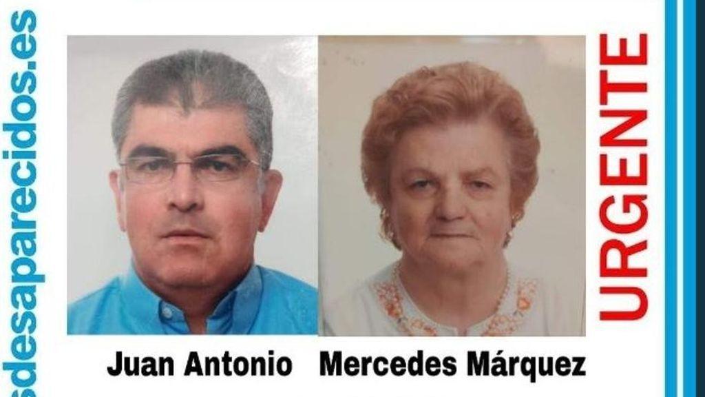 Hallado muerto el hijo de Mercedes, la anciana que desapareció en Carmona