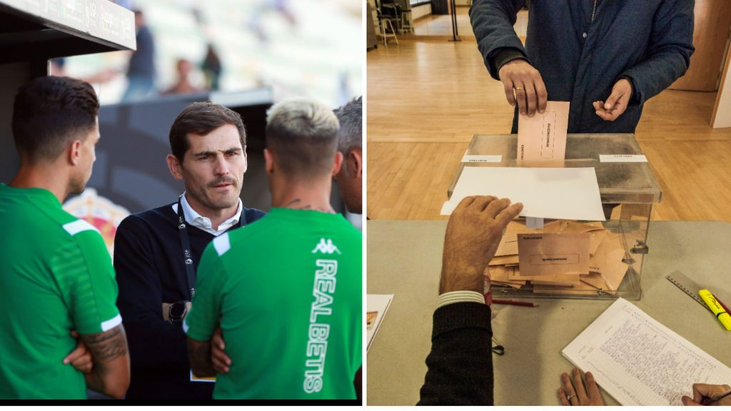 """Iker Casillas pregunta a sus seguidores a quién votarán en las Elecciones Generales: """"A por la cuarta"""""""