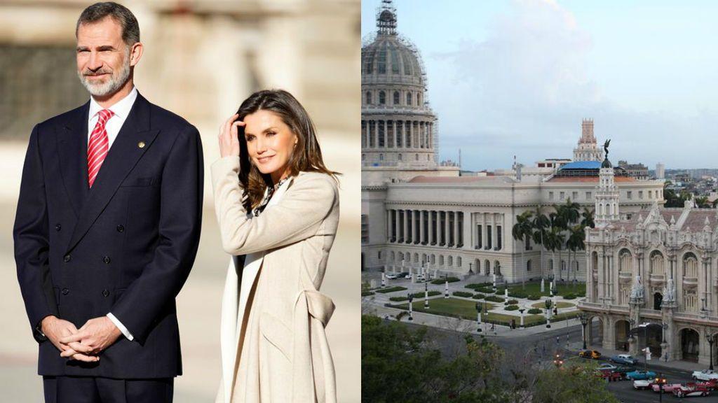 Los Reyes viajan este lunes a Cuba para una visita de Estado histórica en plena 'resaca' electoral en España