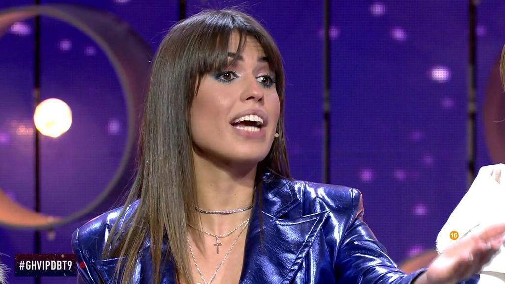 """Sofía 'frena' a Kiko: """"No digas que Estela no es una falsa porque sí lo es"""""""