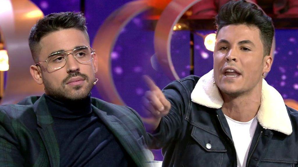 """Kiko Jiménez y Miguel Frigenti protagonizan un fuerte encontronazo en 'El Debate': """"Eres un montajista"""""""