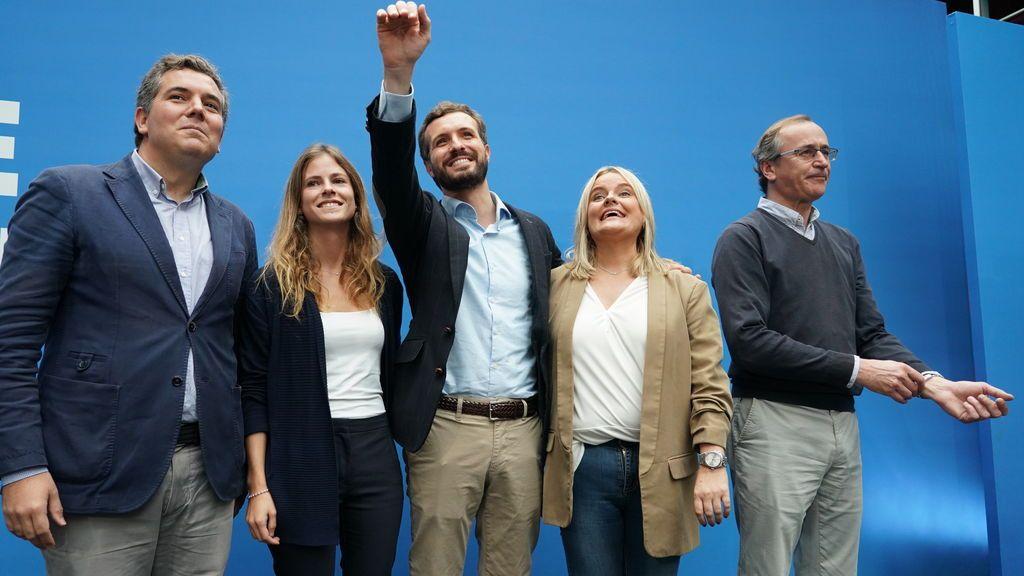 El Partido Popular, sin representación en el País Vasco