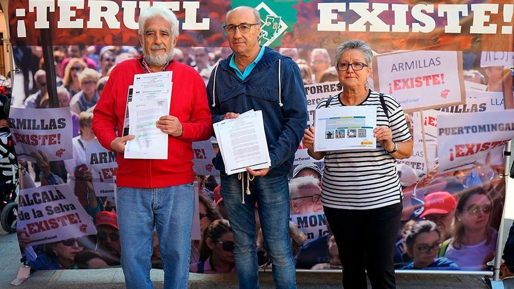 La España vaciada tendrá representación en el Congreso con Teruel Existe, según los sondeos