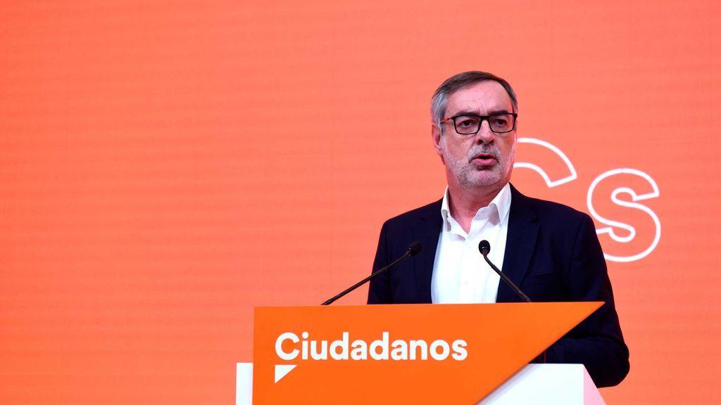 Ciudadanos pierde todos sus diputados en Castilla y León