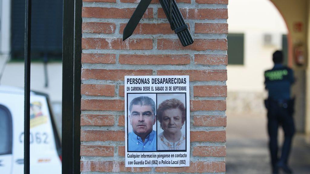 cartel desaparecidos carmona
