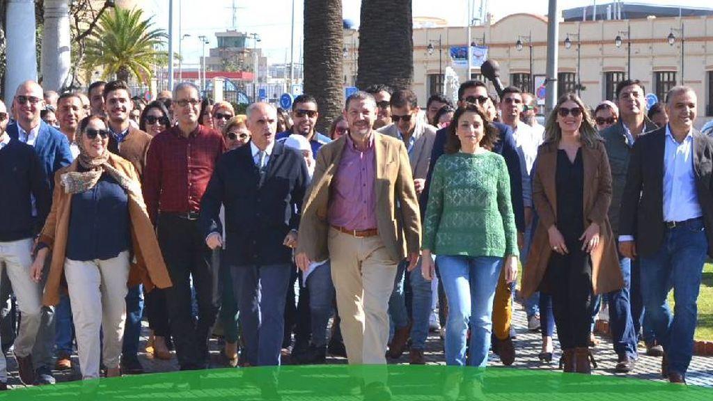 Un partido musulmán en el Congreso: Coalición por Melilla consigue un escaño