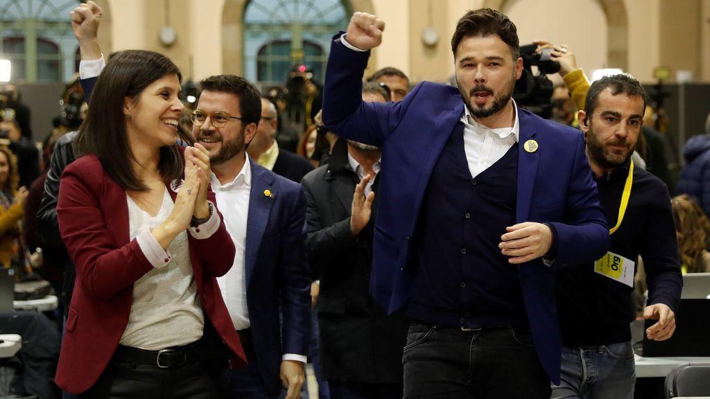 Los independentistas, suman un escaño pero siguen sin ser mayoría tras la sentencia del procés