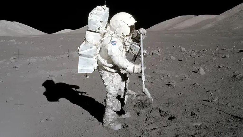 La NASA crea un nuevo recubrimiento para mitigar el polvo lunar