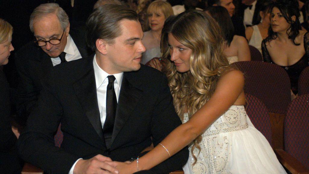 Leonardo DiCaprio y Gisele Bündchen, en 2005