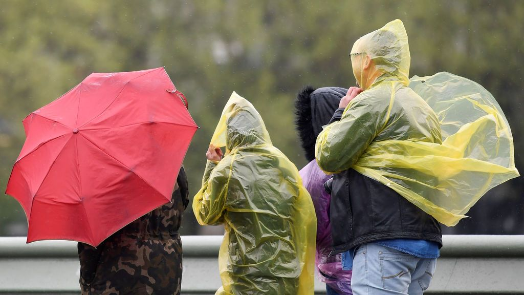 La borrasca 'Bernardo' llega a Baleares: avisos naranjas por viento de hasta 120 km/h