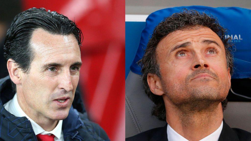 El Arsenal contacta con Luis Enrique para que sustituya a Emery en el banquillo