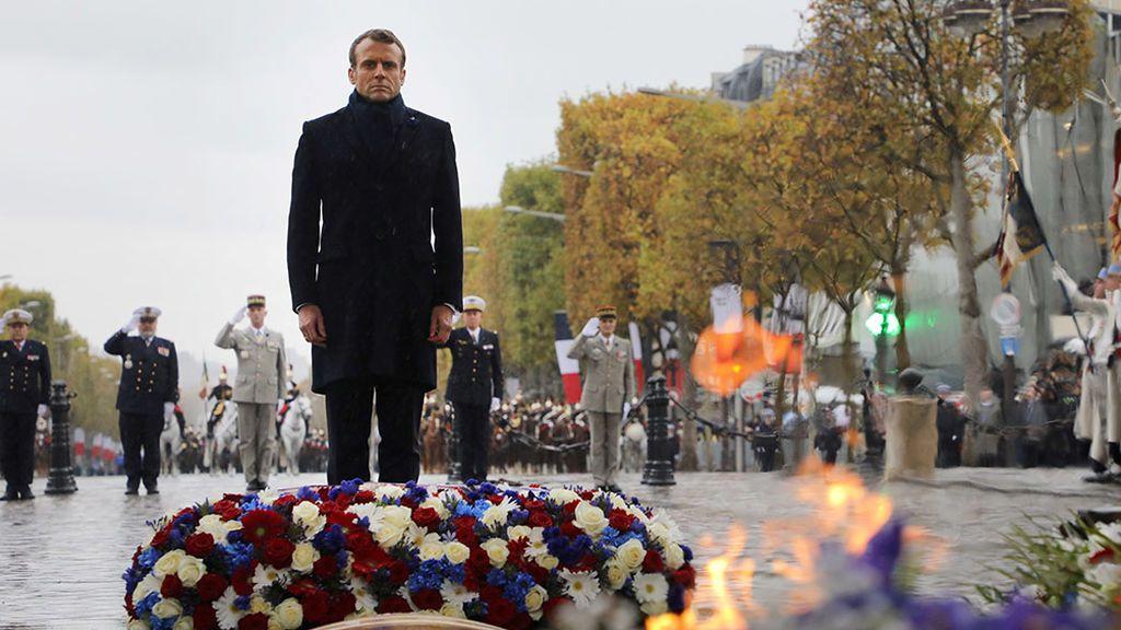 Armisticio Francia Reino Unido