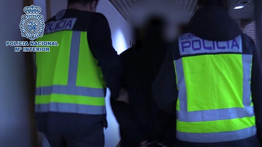 Detienen a un hombre por el homicidio de un comerciante en  Madrid