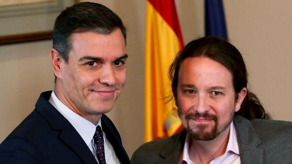 Vota en nuestra encuesta: ¿Qué te parece el acuerdo de Sánchez e Iglesias en menos de 48 horas?