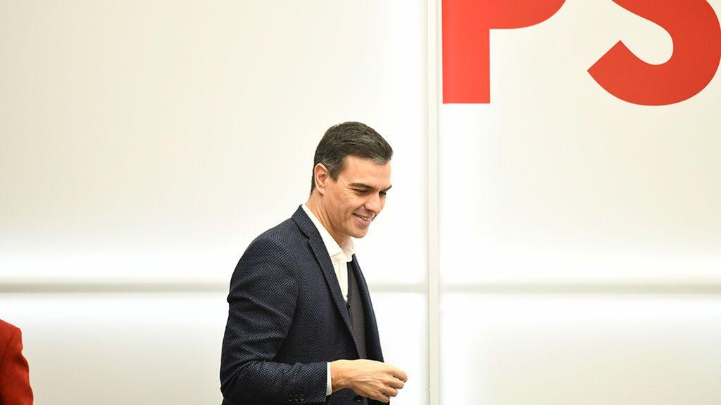 El acuerdo Sánchez-Iglesias necesitaría el si de Cs o la abstención de ERC