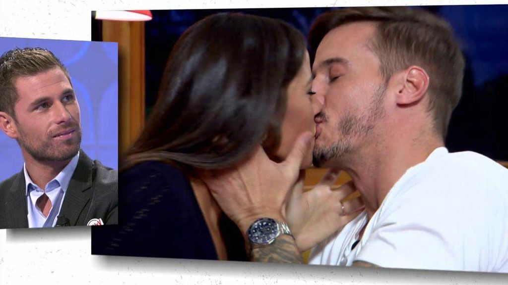 """Melyssa reconoce que le habría """"hecho la cobra"""" a Ramiro después de besarse con él"""
