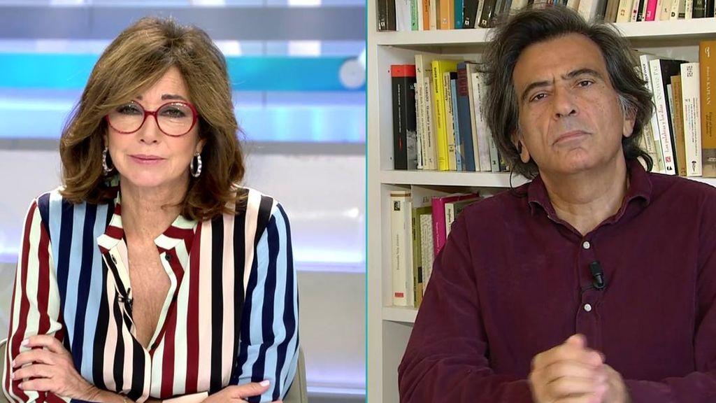 Arcadi Espada critica a Albert Rivera por su salida de Ciudadanos
