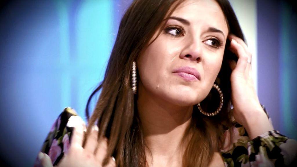 Las lágrimas de Jenni por David: el miércoles