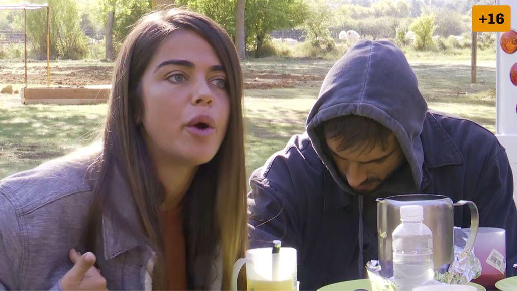 Capítulo 9: Julen se acerca a Fabio y consigue separarle de Violeta