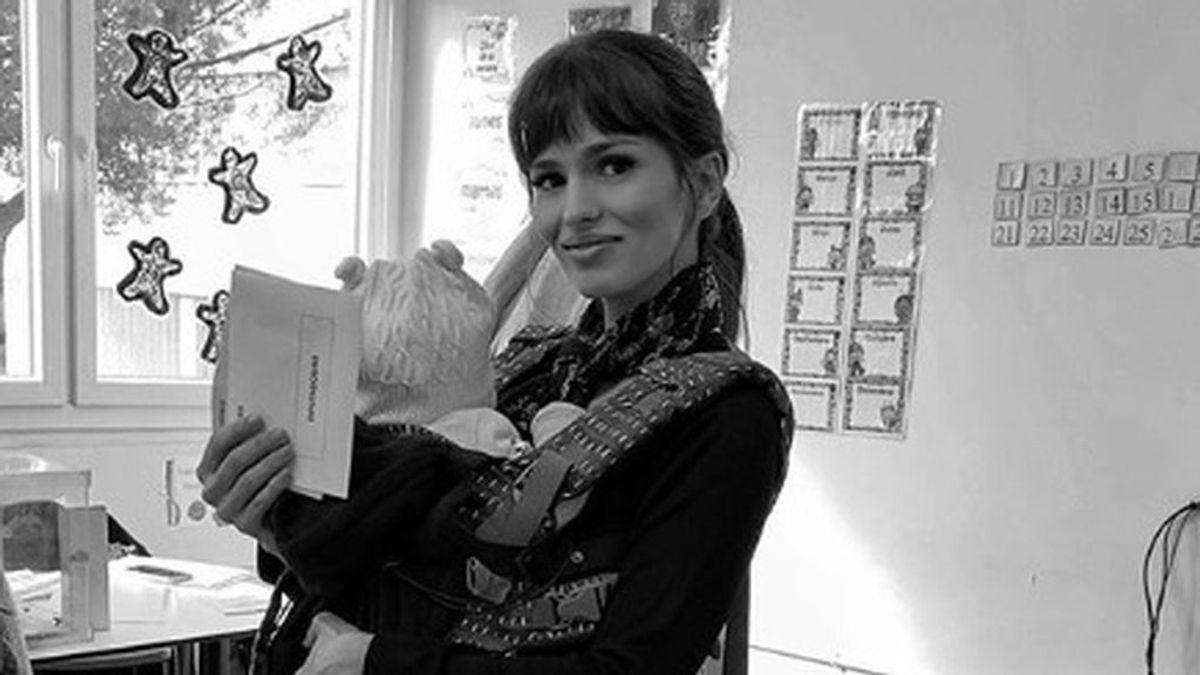 La actriz Sara Sálamo critica las medidas de Vox en Twitter y varios usuarios afines responden con insultos machistas