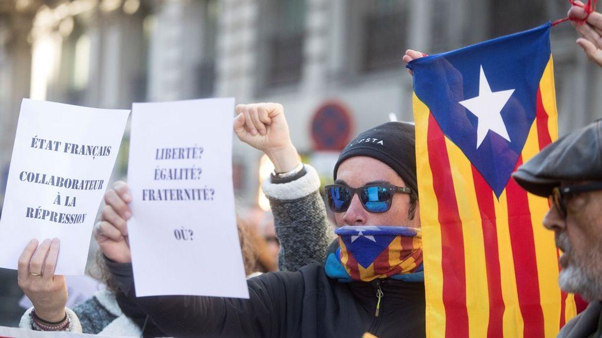 Los CDR cortan los accesos a Barcelona