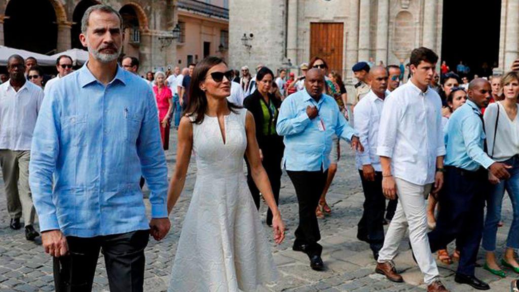 Los Reyes, en Cuba