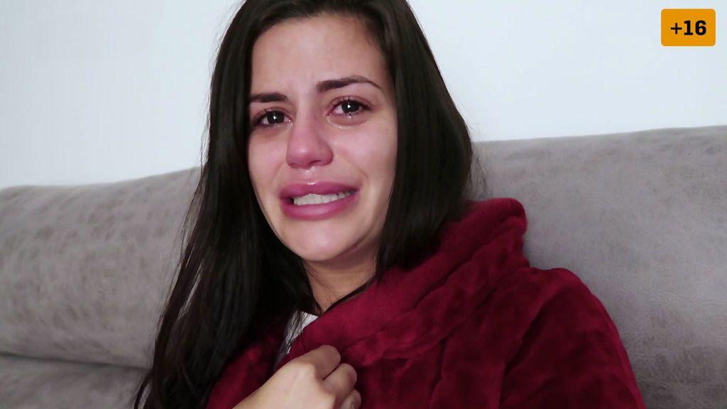"""Lola, destrozada tras las críticas por su relación con Diego Matamoros: """"Me siento sucia"""" (2/2)"""