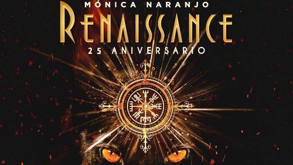 """""""Enamorada"""", el primer adelanto del nuevo álbum de Mónica Naranjo"""