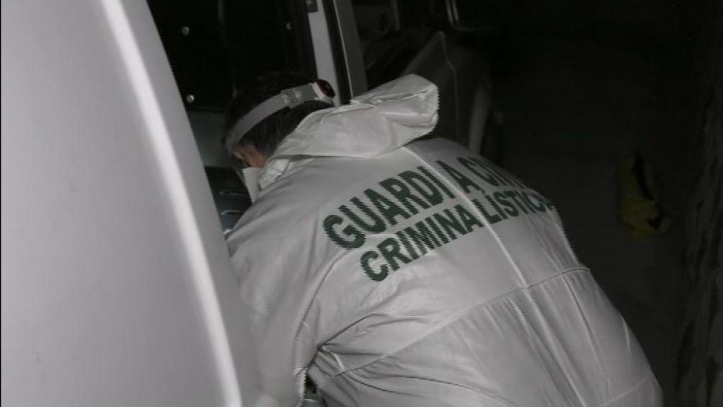 Hallan el cuerpo de una mujer con signos de violencia en Tolox