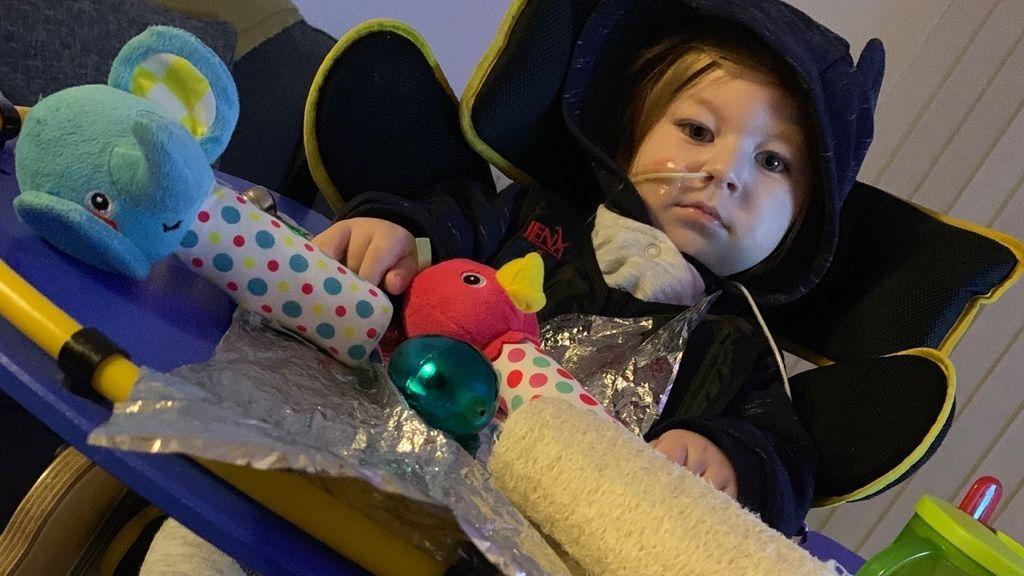 Un bebé 'sin vida' abre los ojos cuando su familia está a punto de darle el último adiós